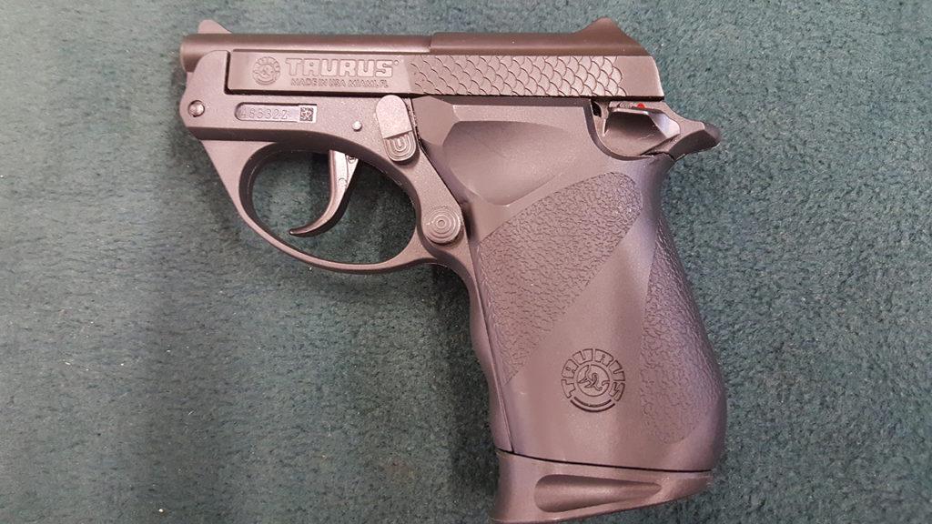 Taurus PT-22 .22LR