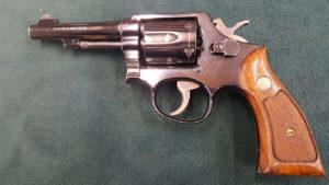 Smith&Wesson 10 calibre .38