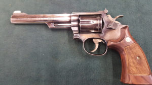 Smith&Wesson 357Mg.