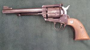 Rger Blackhawk .357Mg