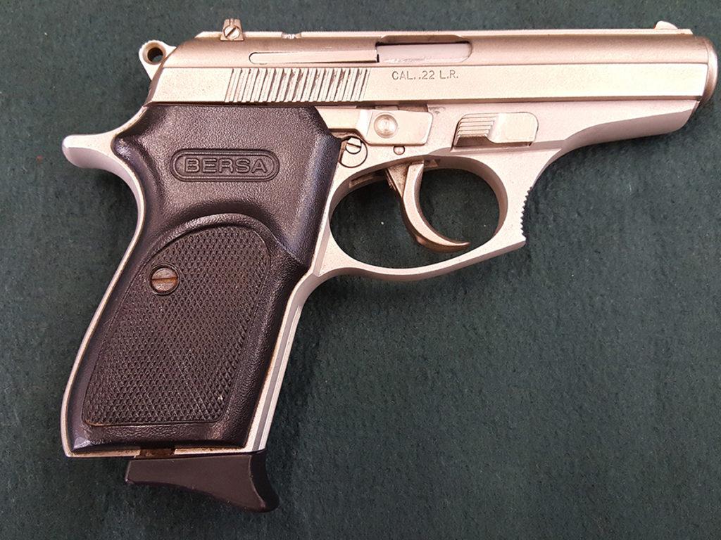 Bersa Thunder 22 calibre .22LR