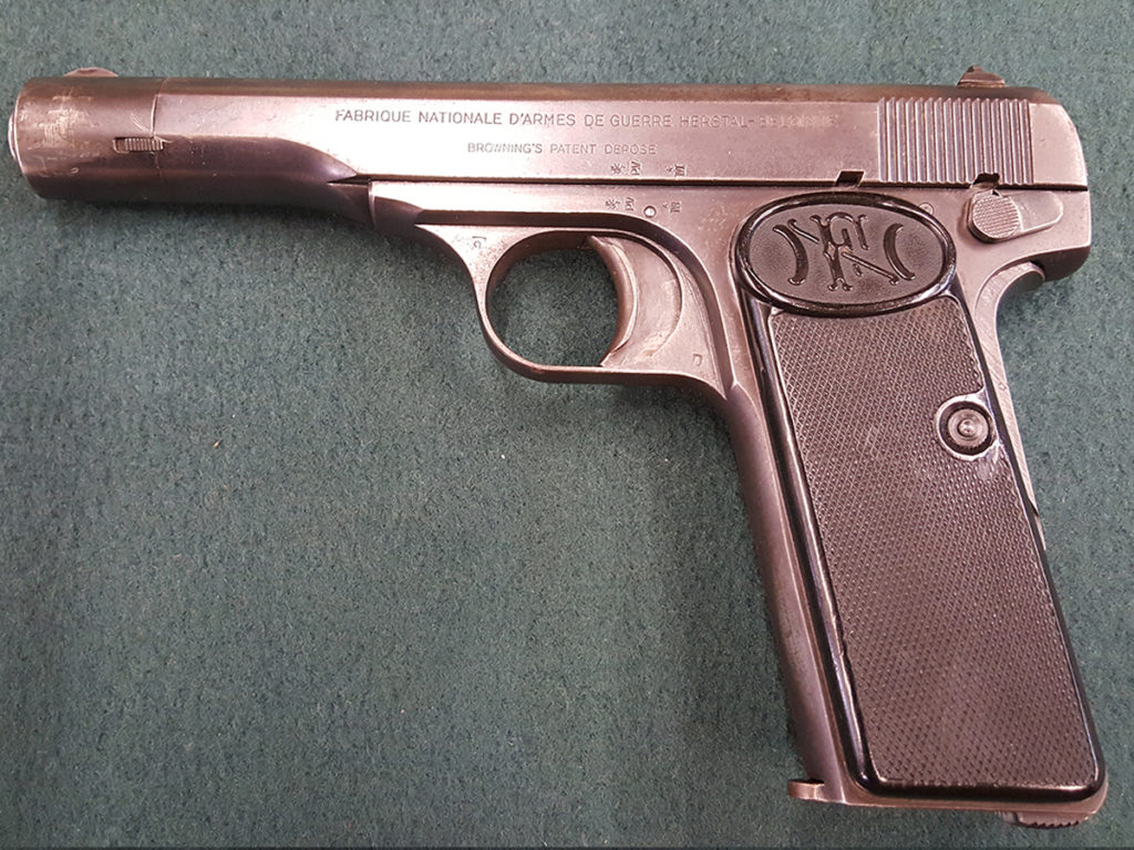 Browning 1930 7.65mm