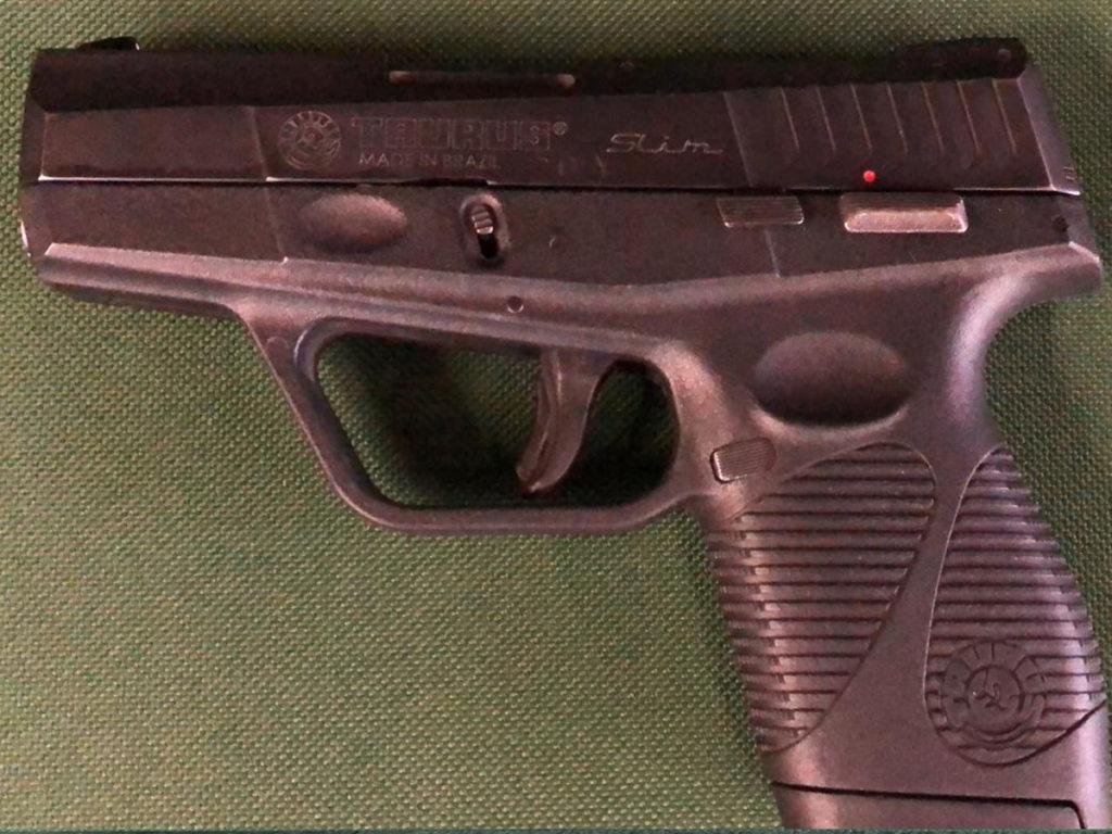 Taurus Slim 9mm 2 carg.
