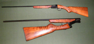 Escopeta 1 caño calibre .410