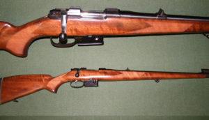 CZ 527FS calibre .223