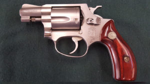 Smith&Wesson 60-7 .38sp