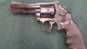 Smith&Wesson 586-4 .357Mg