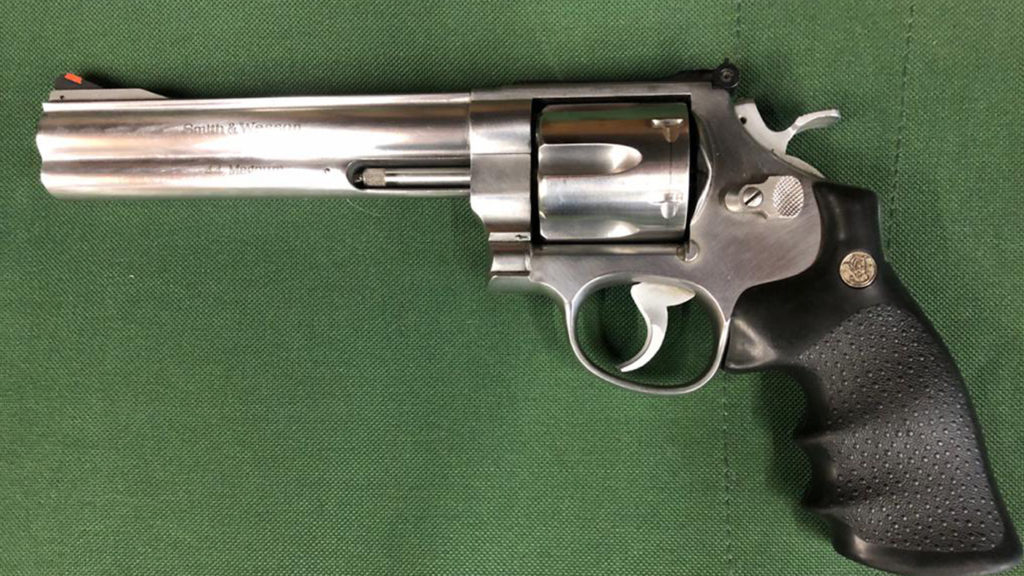 Smith & Wesson 629C .44Mg